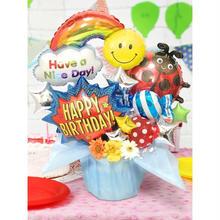 バルーンギフト☆Happy Birthday☆送料無料