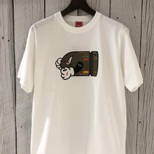 ミサイルマンTシャツ WHITE