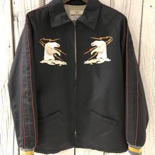 アラスカコーチジャケットブラック