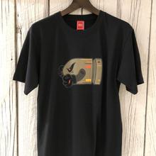 ミサイルマンTシャツ BLACK
