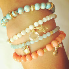 K14GF mermaid bracelets..❤︎