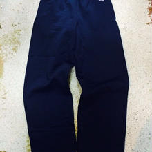 NEW    CHAMPION youth sweat pants   NAVY