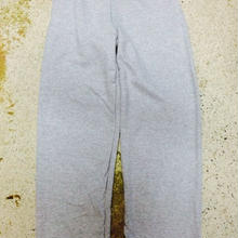 NEW    CHAMPION youth sweat pants   GRAY
