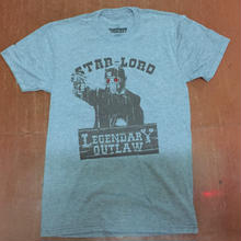 NEW GUARDIANS OF THE GALAXY STAR - LORD tee