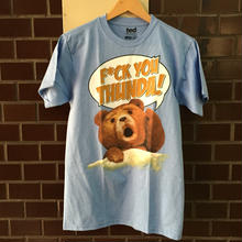 NEW    『ted』 MOVIE OFFICIAL TEE  blue