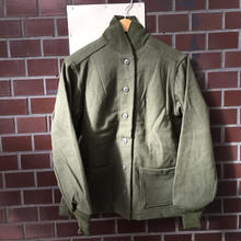 1975 DEAD STOCK U.S. ARMY WOOL LINER JACKET