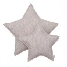 numero74  Lace flower  star cushion  powder