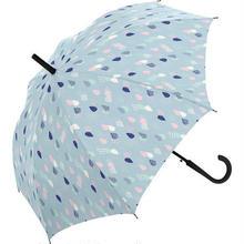 【耐風傘】ドロップ 水色 品番:nt-5828136-s2