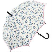 【耐風傘】猫つぶ 白 品番:nt-5828134-s1