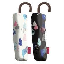 【耐風折り畳み傘】ドロップ 品番:nt-AM-8015-18