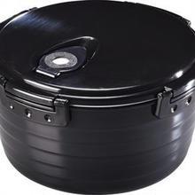 備長炭配合 レンジご飯炊き器 すいはんおひつ 3合炊き ks-63-04401