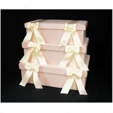 ジェニファーテイラー  ボックス3pセット ベロア ピンク  品番:vv-32911bx