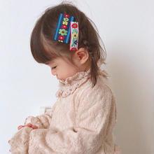 ⁑Handmade⁑    Flower刺繍パッチンピン2点set