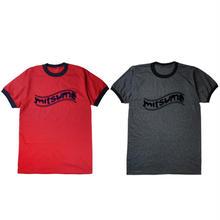 WEB限定!フロッキートリムTシャツ