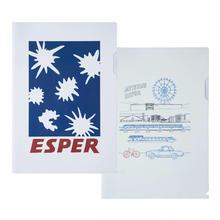 ESPER クリアファイルセット