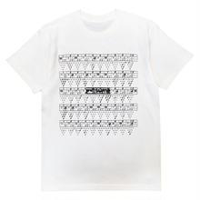 ミツメボウリングTシャツ[WHITE]
