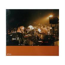 ミツメライブ盤CD 『mitsume archives 02』
