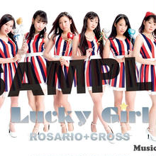 ROSARIO+CROSS「Lucky Girl」Music video+α<M-CARD>