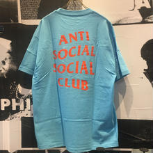 ANTI SOCIAL SOCIAL CLUB PACIFIC BLUE TEE