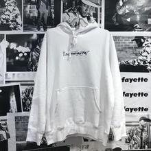 Lafayette FRAME LOGO PULLOVER SWEATSHIRT 【L size】
