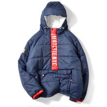 Lafayette POLY FILL PULLOVER JACKET (NAVY)
