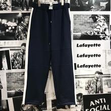INTERBREED SIDE LINE SWEAT PANTS