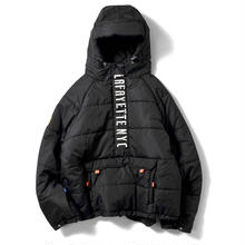 Lafayette POLY FILL PULLOVER JACKET (BLACK)