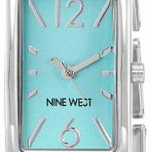 Nine West (ナインウエスト)ブレスレット腕時計!★ティファニーブルー