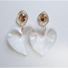 gemstone.clear×heart