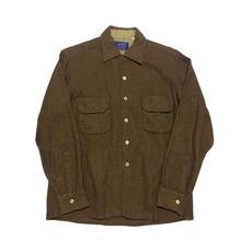 60's~ wool shirt  ビンテージシャツ