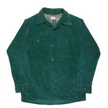 60's corduroy shirt コーデュロイシャツ