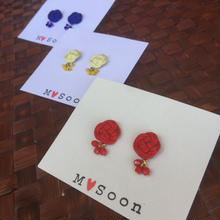 【フラワー  mini mini】全 4color