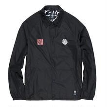 ELEMENT Keith Haring Coach Jacket Black