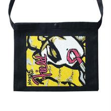 Patricia Field Martine Canvas Crossbody Bag