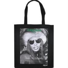 GUESS GREEN LABEL Grace Jones Tote Bag (Black)