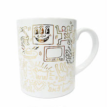 Keith Haring Mug 【Graffiti】 キース・ヘリング マグカップ 【グラフティ】