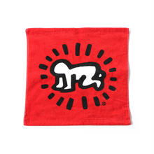 ASOKO  KEITH HARING TOWEL  (BABY)