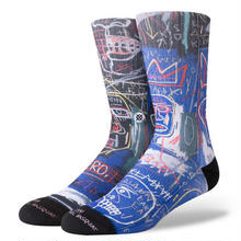STANCE × BASQUIAT ANATOMY SOCKS