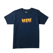 Keith Haring Five Dancers Kids T-Shirt White キース・ヘリング キッズ Tシャツ