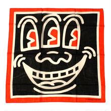 Keith Haring  Bandana  Smile