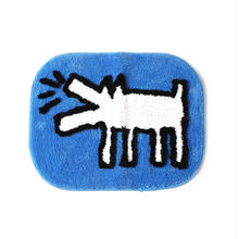 ASOKO  KEITH HARING MAT  (DOG)