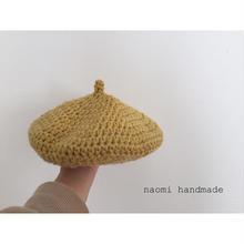シンプルベレー帽 Mサイズ