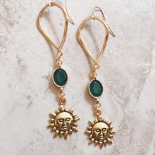 gold sunny green rich pierce