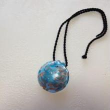 Pendant (Venetian glass - Sky Blue) ヴェネチアガラスのペンダント