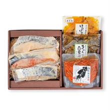 【冬限定】西京漬とお漬物のギフト