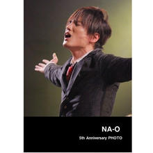 NA-O 5th Anniversary PHOTO & LYRICS BOOK