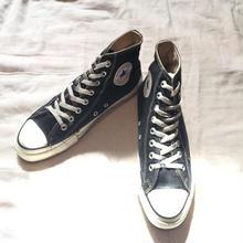 90's converse allstar  black