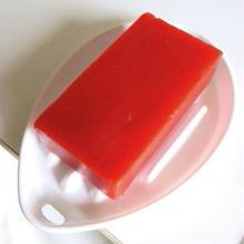 ダイア水きり石鹸置き【快適石鹸】ホワイト