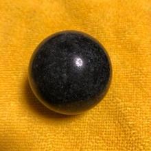 プレセリブルーストーン(丸玉50mm)