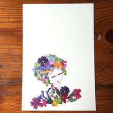 少女b (PostCard)